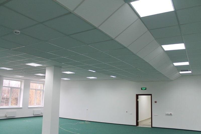 Монтаж реечного потолка цена, Стоимость монтажа реечного ...